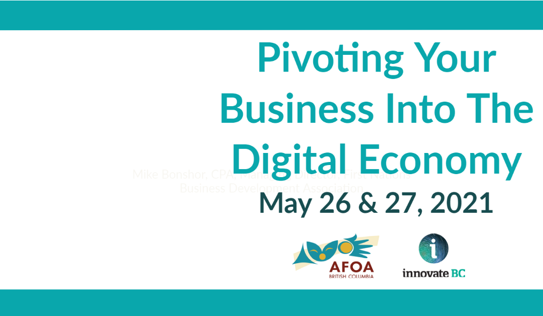 Pivoting Your Business Into The Digital Economy